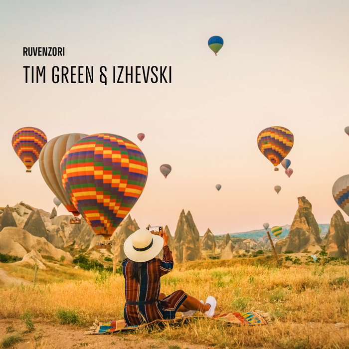 TIM GREEN / IZHEVSKI THE MONGOLIAN WARRIOR EP